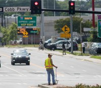 Ga. police pose as utility workers to catch distracted drivers