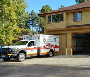 Ute Pass Regional Paramedic Servicesparamedics are now permitted to transport patients receiving tPA, short for tissue Plasminogen Activator.(Photo/Facebook)