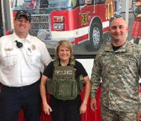 Firehouse Subs gives grant to Idaho paramedics for ballistic vests
