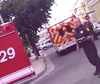 Firefighters get HIPAA wrong with 'citizen journalists'