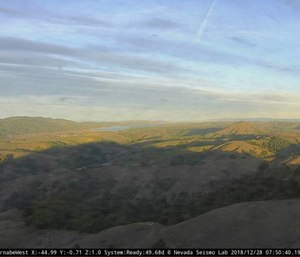 The Marin County Fire Department has installed six new, high-definition cameras at several mountaintop locations in Marin. (Photo/AlertWildfire.org)