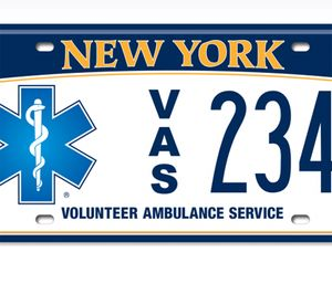EMS volunteers experience and feel the challenge of low call volume. (Photo/New York DMV)