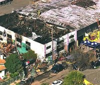 Death toll in Calif. warehouse fire rises to 36