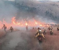 3 firefighters killed by Wash. wildfire after car crashes
