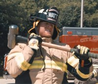 Video: JJ Watt trains like a firefighter
