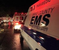 NC county holds EMS camp for teens to combat paramedic shortage
