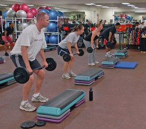 Being fit for duty isn't just about weight training. (Photo/Pixabay)