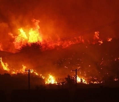 Wash. officials want to improve wildfire response with more firefighters