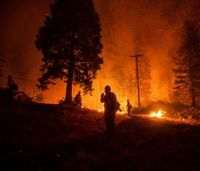 Main Calif. highway closed by fire until declared safe