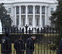 Drone crashes at White House, man claims it was accidental