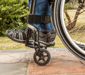 There's a good chance your officers don't have any disability coverage, so they and their families need to be aware of the risk of catastrophic financial loss. (Photo/Pixabay)
