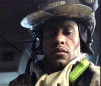 Burned NY firefighter recalls being rescued by colleagues