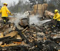 Trending Topics: The latest on raging Calif. wildfires, devastation