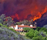 Study: Most US wildfires traced to people