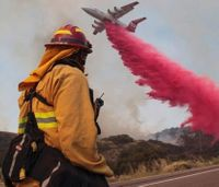 S. Calif. wildfire activity will be 'above average' through October