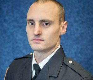 Will Willis died of cancer on Feb. 27 — his 34th birthday. (Photo/Asheville Fire Dept.)