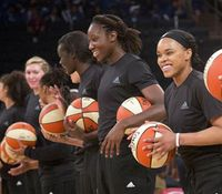 WNBA withdraws fines for teams that wore shirts referencing police shootings