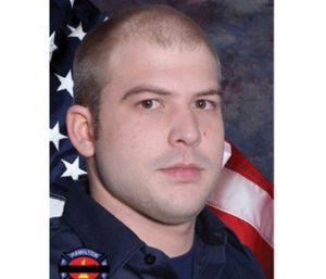 Dec. 28 marked the second anniversary of Patrick Wolterman's death. (Photo/Hamilton Fire Dept.)