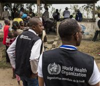 WHO, World Bank Group unveil 'Global Preparedness Monitoring Board