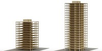 Are wood-frame high rises a fire risk?