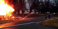 How to ensure fireground water supply