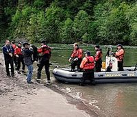 4 elements of shore-based water rescues
