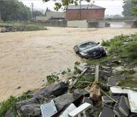18 dead in West Virginia floods; focus on search and rescue