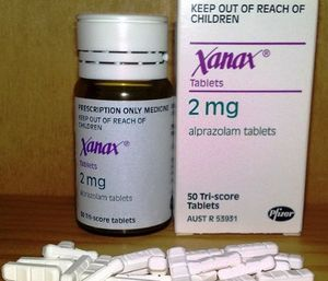 Adult and pediatric patients must follow Alprazolam (Xanax) dosing guidelines. (Wikipedia Photo)