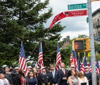 NYC intersection co-named after slain FDNY EMT