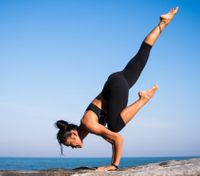 How yoga and meditation helped sharpen my aim