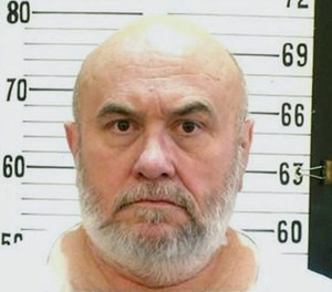 Pictured is Edmund Zagorski. (Tennessee Department of Corrections via AP, File)