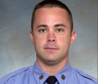 Colleagues, family members pay tribute to fallen FDNY Fire Marshal