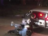 Woman attacks police following car accident