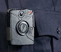 Wash. chief weighs pros and cons of body cameras