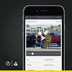 Axon View: Instant video playback in the field