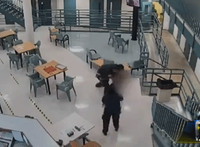Wis. correctional officer accused of beating inmate had prior criminal record