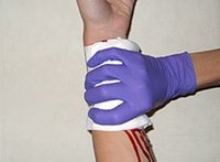 What to do until medical arrives: Bleeding