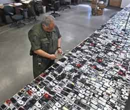 Cell phones are an insidious and prevalent form of contraband currently plaguing the country's prisons and jails.