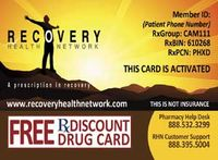 Discount drug cards aim to reduce recidivism