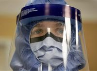CDC releases revised Ebola gear guidelines