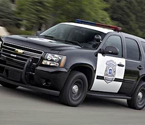 NC sheriff gets 40 new souped-up cruisers