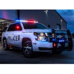 Customized Tahoe Police Interceptor