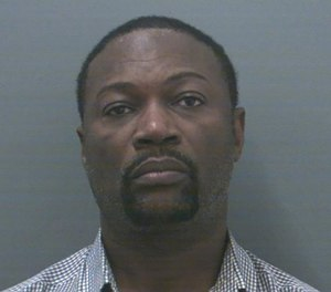 Rodwell Clay, 55, was sentenced after pleading under the Alford doctrine to a first-degree assault charge. (Photo/Connecticut DOC)