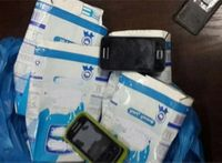 Lebanon COs foil attempt to smuggle cell phones in milk cartons