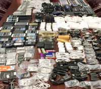 How forensic technology can assist data extraction from contraband phones