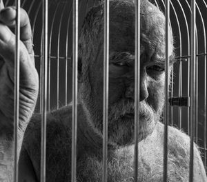 One potential solution to the challenges associated with the aging prison population is to release nonviolent older offenders, particularly those with diminished cognitive or physical abilities. (Photo/In Public Safety)