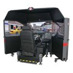 PatrolSim™ Law Enforcement Driving Simulator