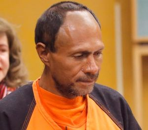 In this July 7, 2015 file photo, Juan Francisco Lopez-Sanchez walks into court for his arraignment at the Hall of Justice in San Francisco. (Michael Macor/San Francisco Chronicle via AP, Pool, File)
