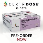 Certa Dose Epinephrine Convenience Kit Check & Inject (BLS), $89.99