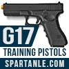 The Glock® licensed model G17 training pistol exclusive for MIL/LE departments and other licensed training models are available today.